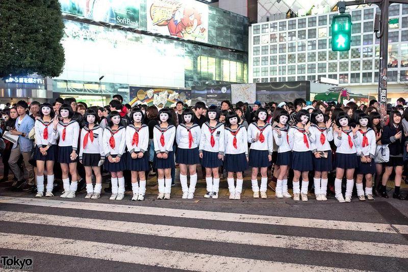 Halloween (ハロウィン) @ Japón | Japón