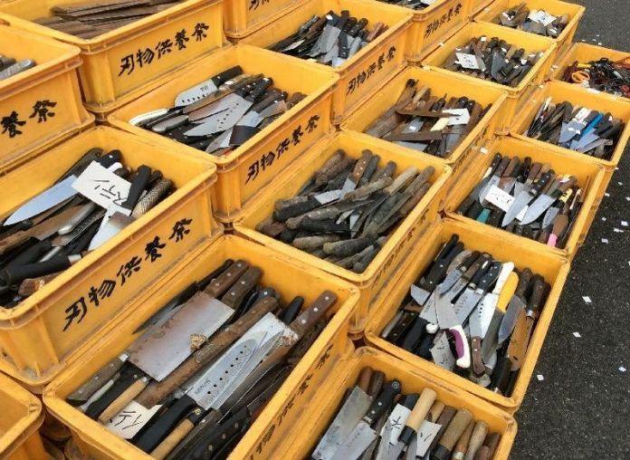 Festivos de Japón: Día de los Cuchillos (8 de noviembre) y ceremonia de Hamono Kuyōsai (刃物供養祭)