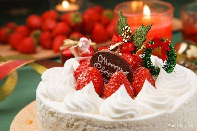 Pastel de Navidad (クリスマスケーキ) en Japón