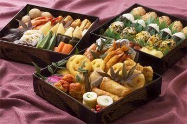 Osechiryouri (おせち料理), la comida de año nuevo en Japón