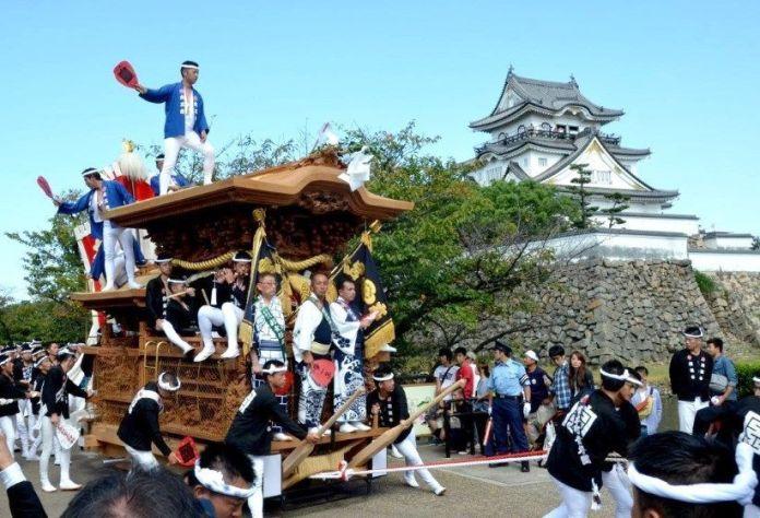 Festivales de Japón: el Kishiwada Danjiri Matsuri (岸和田だんじり祭) de Osaka