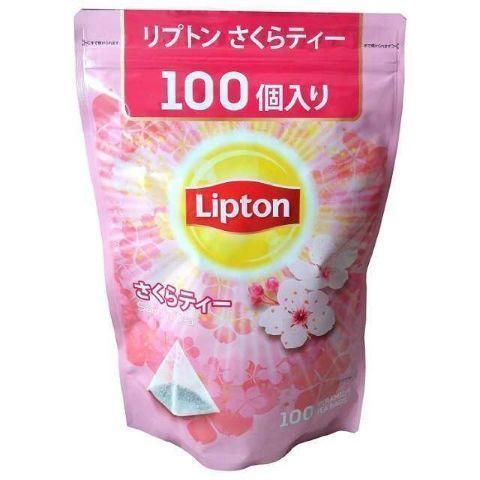 Productos sakura 2017: Sakura Tea de Lipton
