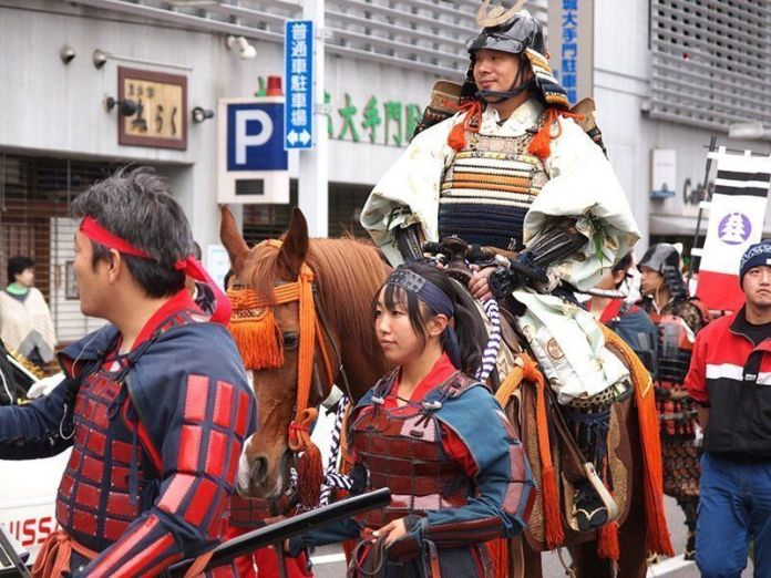 Festivales de Japón: el Matsumoto Shiminsai o Festival de Matsumoto
