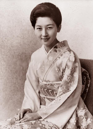 Emperatriz Michiko