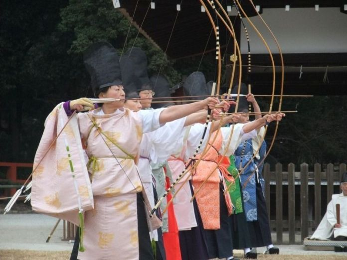 Musha Jinji @ Santuario Kamigamo | Kyōto-shi | Kyōto-fu | Japan