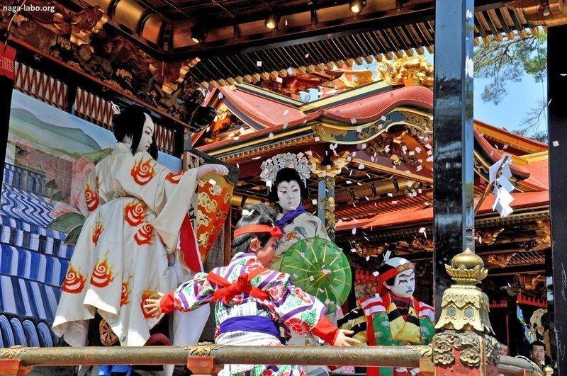 Nagahama Hikiyama Matsuri @ Santuario Nagahama Hachimangu | Nagahama | Shiga Prefecture | Japón