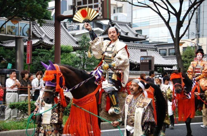 Festivales de Japón: el Nagoya Matsuri(名古屋祭り) o Festival de Nagoya