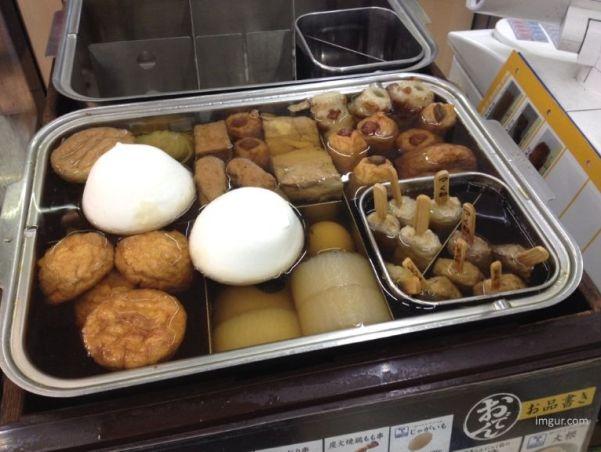 Invierno en Japón: el oden, un plato tradicional para calentarse