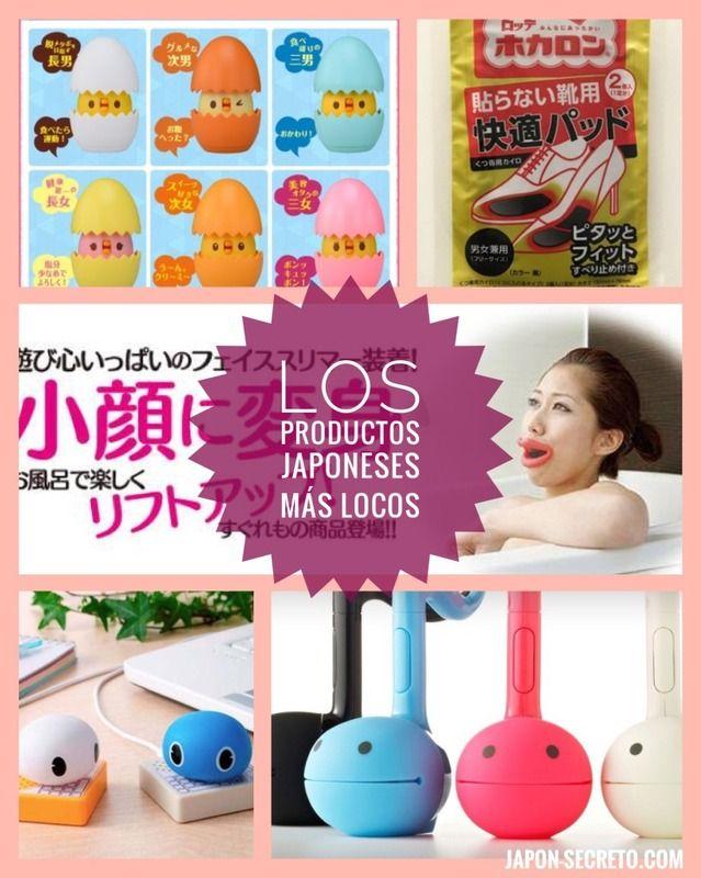 Descubrir Japón: los productos japoneses más locos y frikis