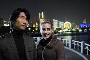 """The Ramen Girl"" (2008). Paseando por Yokohama"