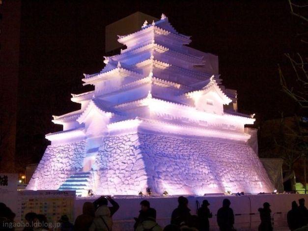 Festivales de Nieve en Japón: el Sapporo Yuki Matsuri (さっぽろ雪まつり) o Festival de la Nieve de Sapporo