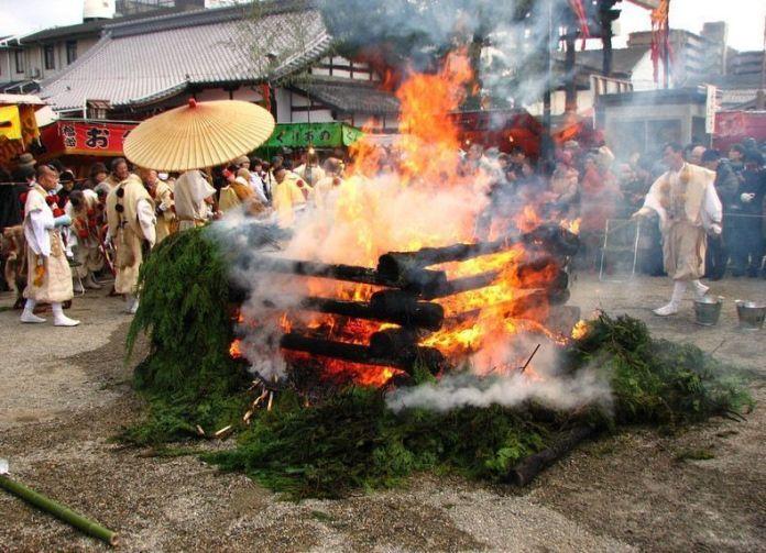 Festivales de Japón: Festival Setsubun en el templo Sensoji de Asakusa, en Tokio