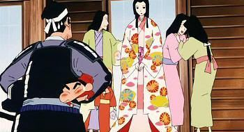 Tradiciones japonesas en Shinchan