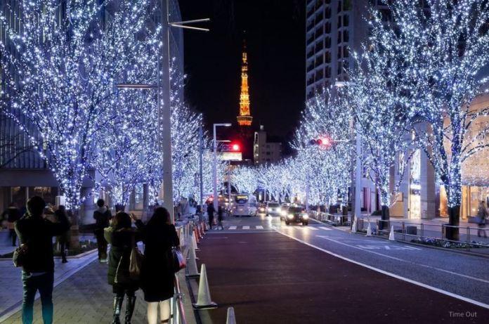 El mes de diciembre en Japón