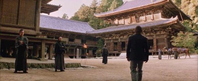 """El templo Engyōji (円教寺), en el Monte Shosha (書写山), localización de rodaje de la película """"El Último Samurai"""" (2003)"""