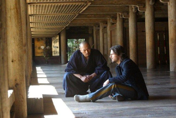 """Escena de """"El Último Samurai"""" rodada en el interior de Daikōdō"""
