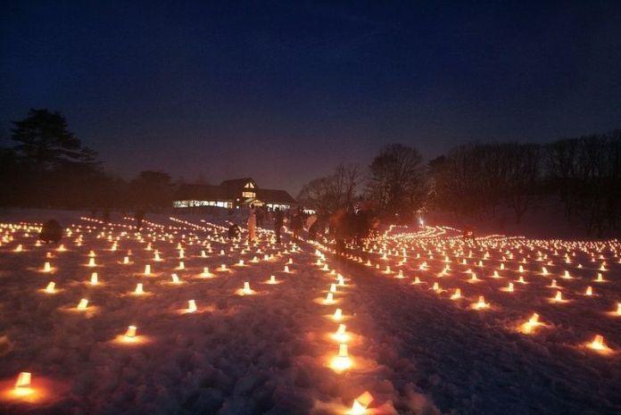 Festivales de Japón: Festival de Nieve de Urabandai (裏磐梯雪まつり, Urabandai Yuki Matsuri)