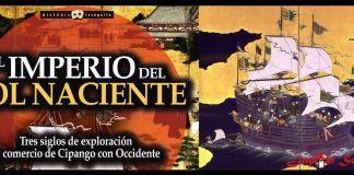 """""""El Imperio del Sol Naciente"""", de Javier Yuste (Editorial Nowtilus, 2015)"""