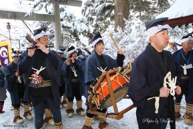 Festivales de Japón: procesión del Hachinohe Enburi