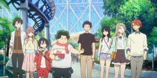 """Localizaciones del anime """"A Silent Voice (Una Voz Silenciosa)"""" (聲の形): Nagashima Spa Land"""