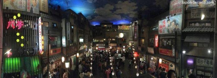 Museo del ramen de Shin-Yokohama. Una gran excursión desde Tokio