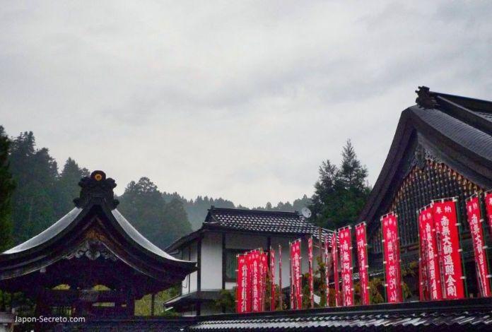 Viajar al Monte Koya o Koyasan (Wakayama, región de Kansai)