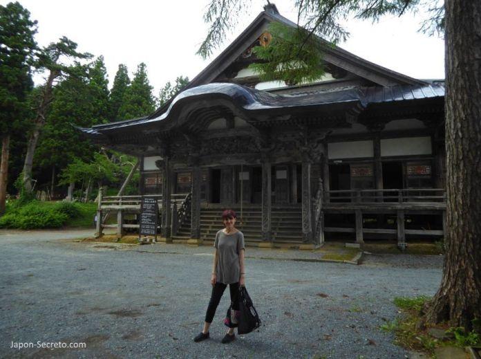 Sokushinbutsu, momias en Japón: templo Churenji (Tsuruoka, Yamagata). Tohoku.