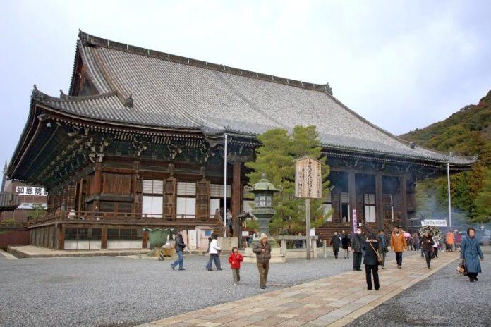 Templo Chionin (Kioto)