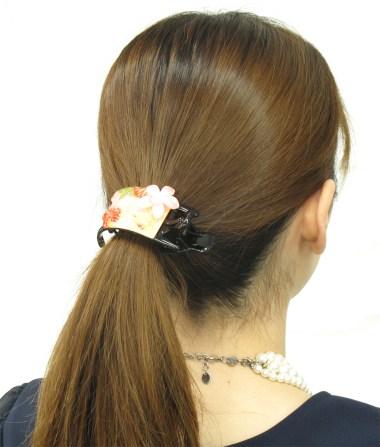 Pince à cheveux Clip Fleur