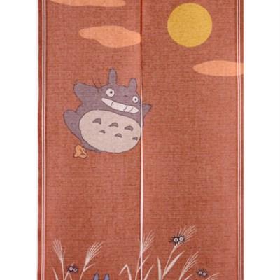 Noren Totoro et la lune