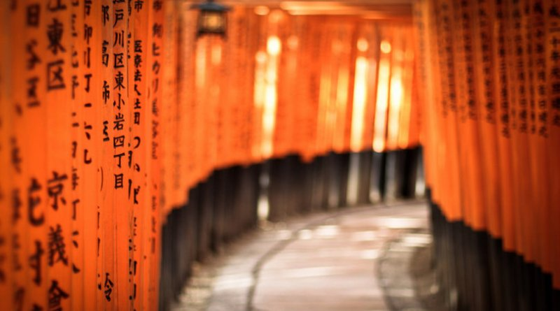 fushimi kioto