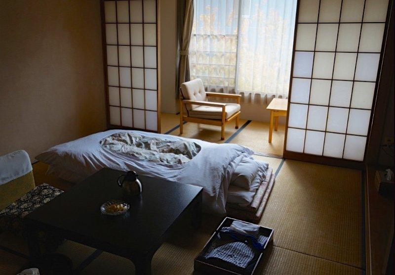 Alojamiento en japon - rokan