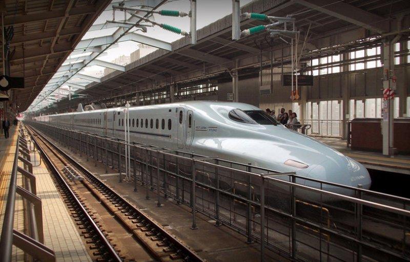 shinkansen transporte