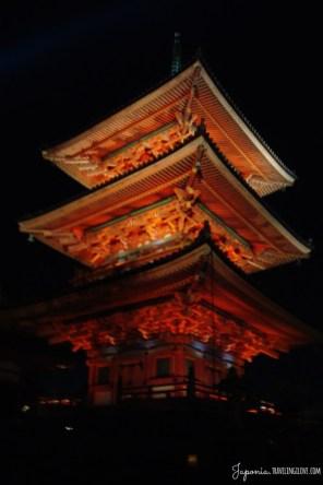 Pagoda w Kioto