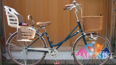 Mama Chari ????? Japanese City Bike Japonist