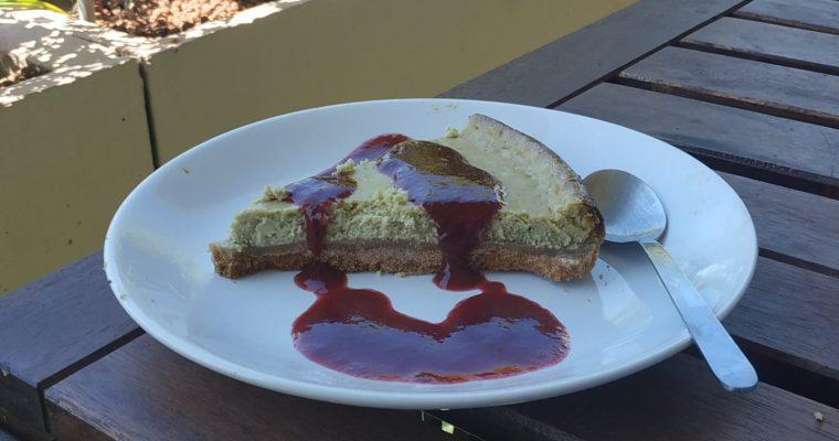 [Recette] Cheesecake matcha