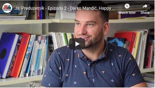 Epizoda 2 – Darko Mandić, Happy Honey