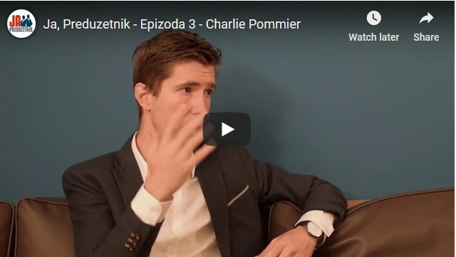 Epizoda 3 – Charlie Pommier