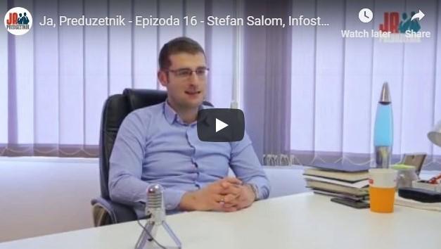 Epizoda 16 – Stefan Salom, Infostud