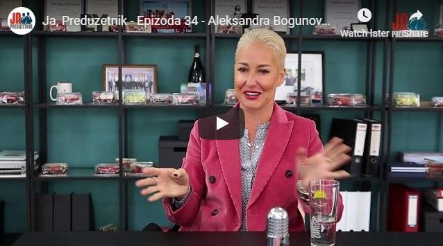 Ja, Preduzetnik – Epizoda 34 – Aleksandra Bogunović, Vatrex Rescue