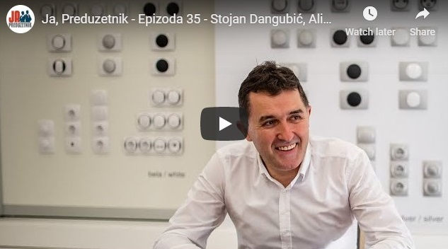 Ja, Preduzetnik – Epizoda 35 – Stojan Dangubić, Aling-Conel