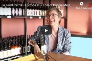 Ja, Preduzetnik – Epizoda 40 – Kosara Dangić Melentijević, Kabinet pivara