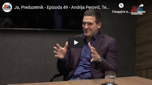 Ja, Preduzetnik – Epizoda 49 – Andrija Perović, Termovent