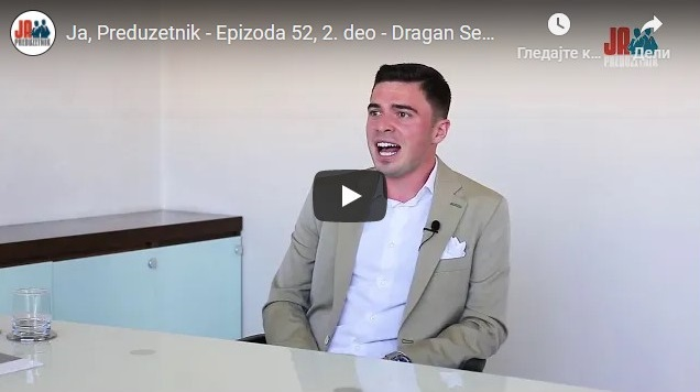 Ja, Preduzetnik – Epizoda 52, 2. deo – Dragan Senić, Đorđe Senić, Sena