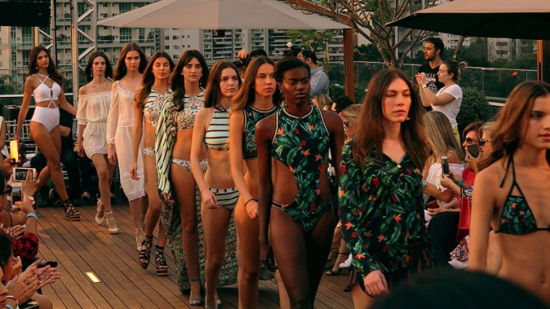 Vogue Fashion's Night Out: Como foi