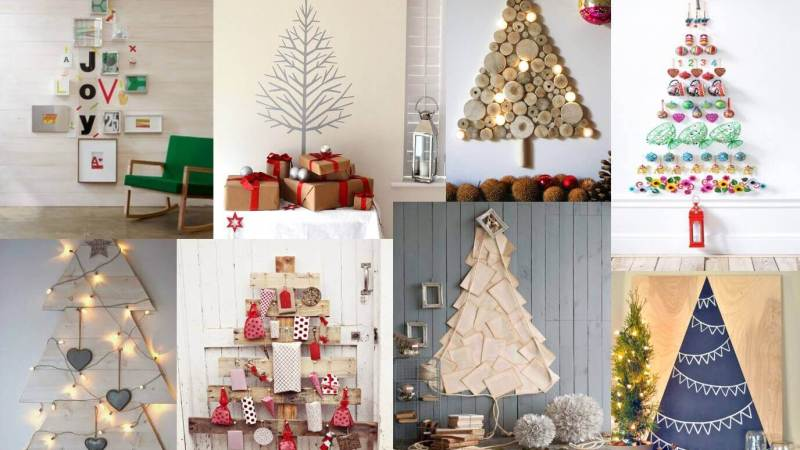 5 ideias diferentes para a decoração de natal!