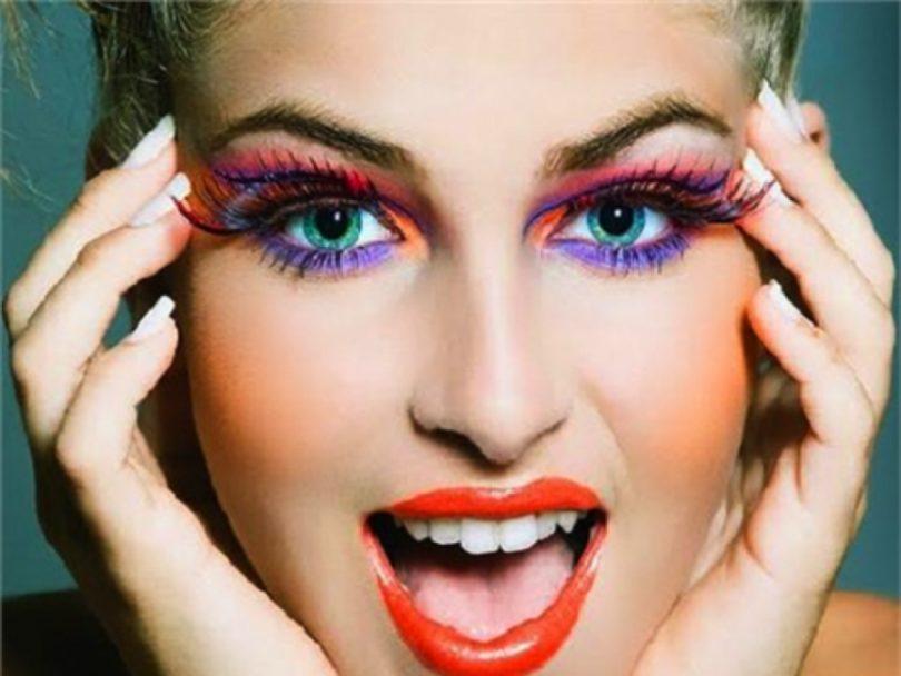 maquiagem para o carnaval 2018