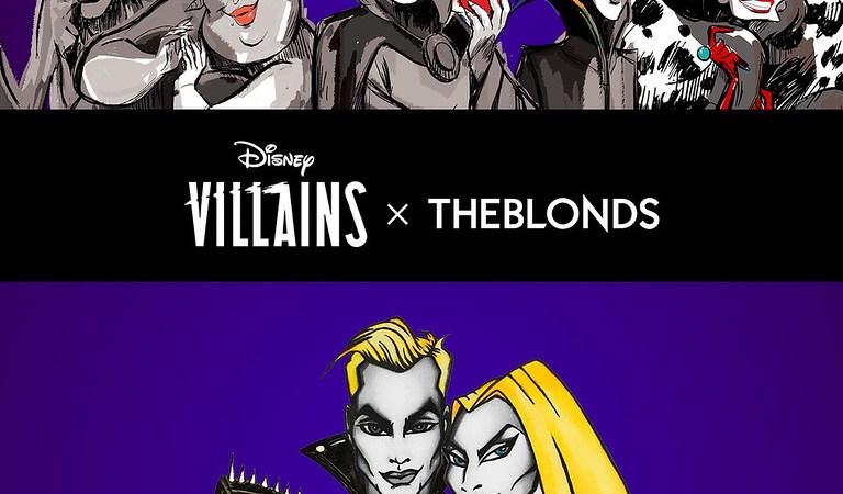 Disney e THE BLONDS apresentam o desfile 'Vilões da Disney' durante a NY Fashion Week