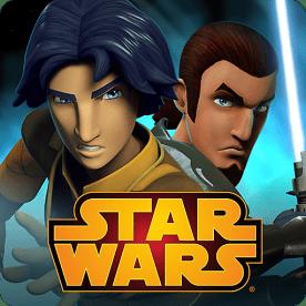Star Wars Rebels: Recon Missions: Apple, Google Play, Amazon, Windows