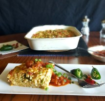 Green Chile Frittata